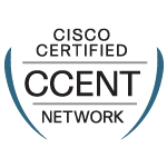 Cisco Certified Entry Networking Technician (CCENT) image
