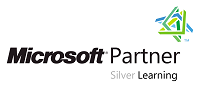 Microsoft Certified Partner - Silver Learning logo