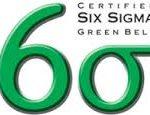 six sigma green belt logo