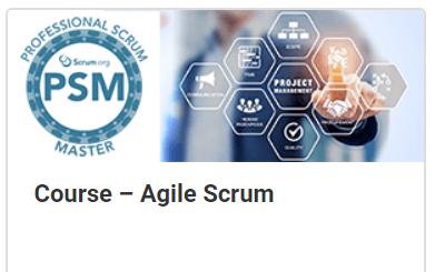 agile scrum training class
